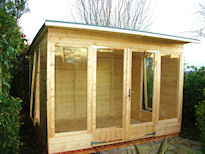 The sheds makers of Cheshire