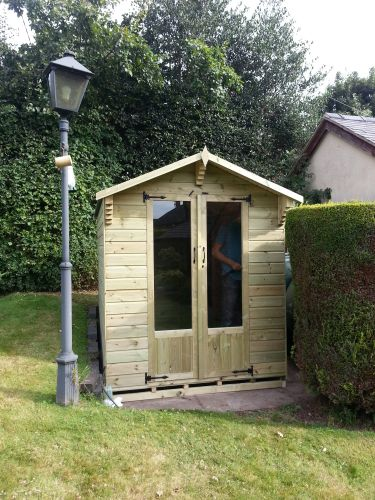 Shed Gallery | The Shed Makers of Cheshire