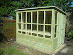 The sheds makers of cheshire - Potting Shed image
