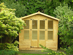 The sheds makers of cheshire - Summer Sheds image